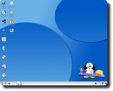 unser Skolelinux-Desktop